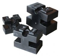 Cast Iron Block Calibration Weights